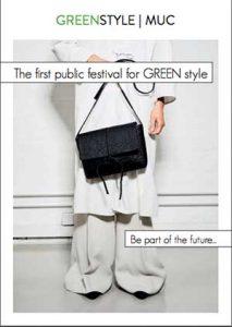 Lifestyle Mode und Organic Beauty @ GREENSTYLE MUC @ Haus der Kunst | München | Bayern | Deutschland