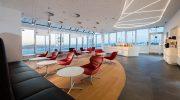 Flughafen München Terminal 1: Neue Airport Lounge World