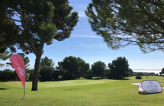 DERPART Golf Cup Finale auf einem der schönsten Golfplätze auf der Sonneninsel Mallorca: Alcanada