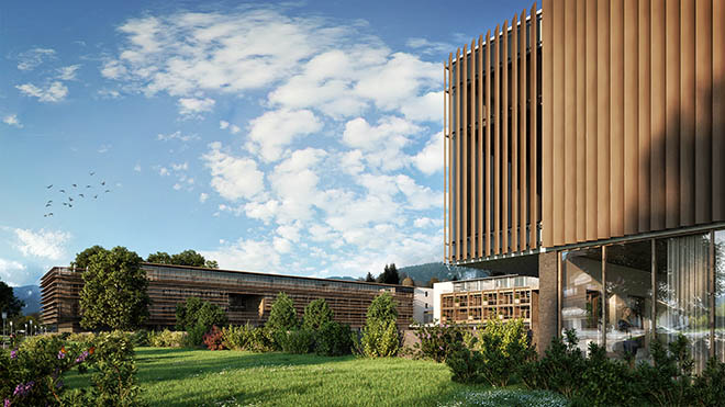 Mattheo Thun baut neues Hotel am Tegernsee