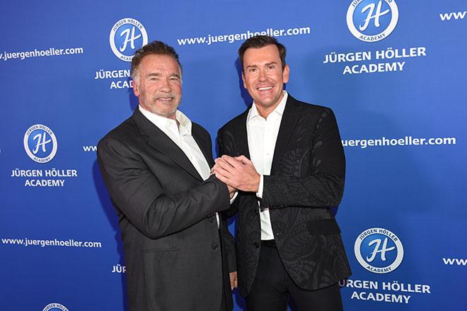 Power Weekend mit Motivationstrainer Jürgen Höller und Gastvortrag von Arnold Schwarzenegger in der Olympiahalle München. Fotocredit: BrauerPhotos / G.Nitschke