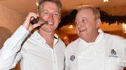 Partyslalom beim Hahnenkammrennen: Schuhbeck mit Champagner-Weißwurst