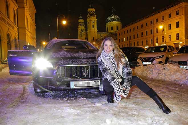 Maserati Odeonsplatz