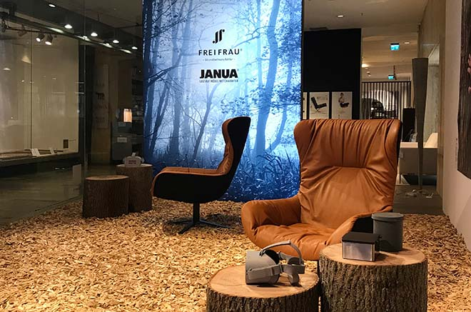 böhmler launchte als erstes Einrichtungshaus weltweit die 360°-VR-Experience von JANUA vor dem offiziellen Launch-Termin auf der imm cologe