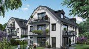 Feines Neubauobjekt in Waldtrudering: Fünf Immobilien unter einer Million!