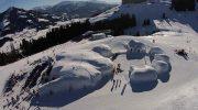 Kitzbüheler Alpen Igludorf: Snowfeeling bis März
