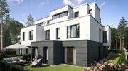Neubaukompass Harlaching: Mehrfamilienhaus mit Mega-Penthouse