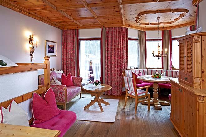 Fünf Sterne Hotel Tirol