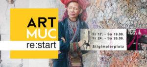 ART MUC re:start @ Lichthof | München | Bayern | Deutschland