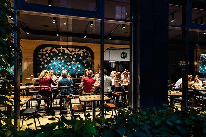 Konzert-Premiere: Das Restaurant 'Irmi' wird im März zur Bühne. Fotocredit: Gerrit Meier