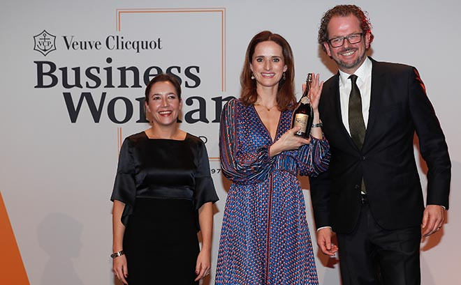 Veuve Clicquot Business Women Award
