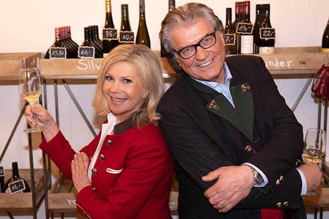 Schlagerstar Michel feiert im März einen runden Geburtstag Weintastung zur Fastenzeit