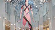 Exklusive Ausstellung im Modehaus 'Bonaveri - a Fan of Pucci'