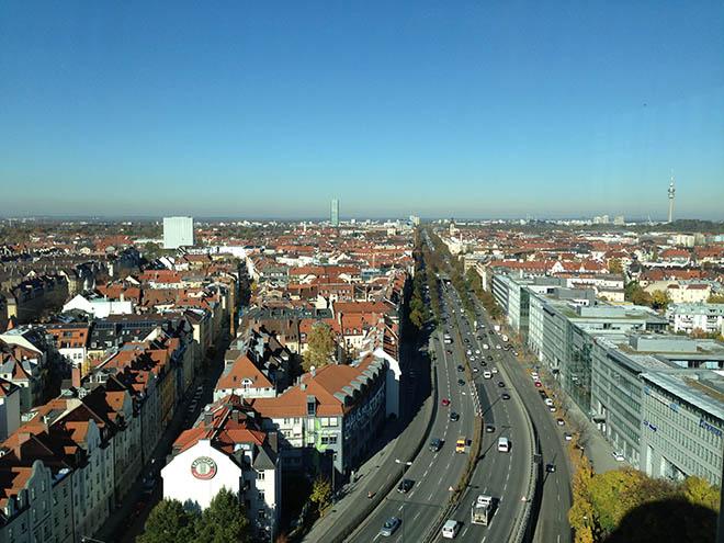 Land versus Stadt