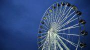 Münchnes neue Attraktion: Riesenrad Hi-Sky