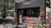Cartier bringt französischen Kiosque nach München
