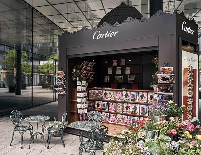 Cartier Kiosque