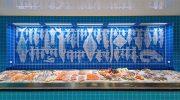 Deutschlands beste Fischtheke ist die längste Fischtheke Münchens