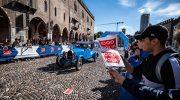 Mille Miglia 2019: Die legendärsten Oldtimer sind am Start + Chiron Sport (außer Konkurrenz)