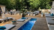 SAUSALITOS Beach Club: Urlaubsfeeling auf Münchens Praterinsel geht in die Verlängerung
