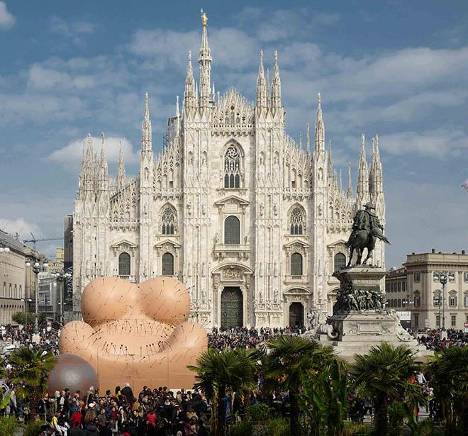 Mailand ist die angesagteste Designmetropole. Fotocredit: Martin Wetscher Interior Design