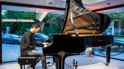 Steinway Showroom-Opening mit Starpianist am Maximiliansplatz