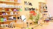 Erster Zalando Beauty Pop-up-Store am Rindermarkt