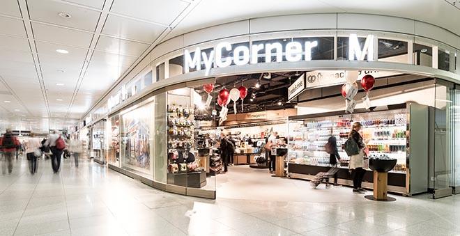 Flughafen München Shops