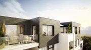 Dachgeschoss für den perfekten Alpenblick