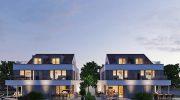 Diese Doppelhaushälften zeigen ein neues Bild von Ottobrunn