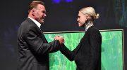 Legendäre Poker-Night von Arnold Schwarzenegger mit Münchner Künstler