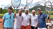 Tennis Destination Kitzbühel: Monti Celebration Cup Wochenende im Gamsstädtchen
