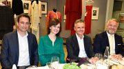 3. Gentlemen Art Lunch: Netzwerken auf münchnerisch!