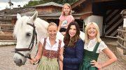 Alexandra Polzin erfüllt Herzenswünsche von Kindern