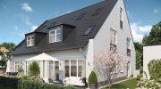 Wenn Fenster zum Eyecatcher der Immobilie werden: Bodentiefe Fenster mit Pfiff