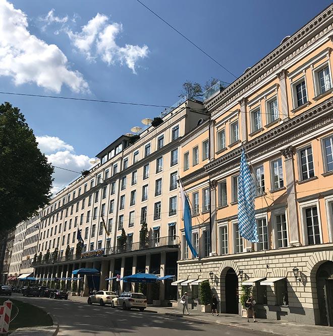 Hotel Bayerischer Hof am Promenadeplatz