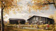 Exklusives Hotel- und Kunst-Projekt im Naturpark Ammergauer Alpen