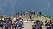 OBADOBA: Statt Berggottesdienst erster Gipfeldialog der Weltreligionen