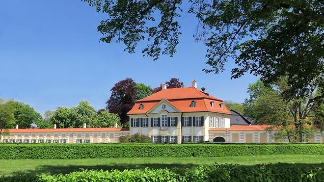 Wohnen im Schloss Nymphenburg