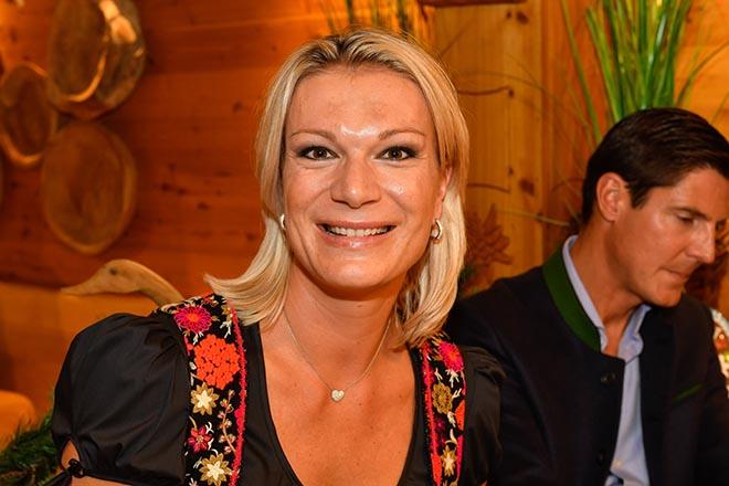 Skilegende und Laureus Academy Mitglied Maria Höfl-Riesch.