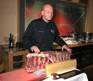 3-Gänge-Menü mit Fleischveredler Luciano Bifulco @ The LOUIS Grillroom