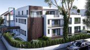 Vier neue Luxus-Wohnungen für Harlaching