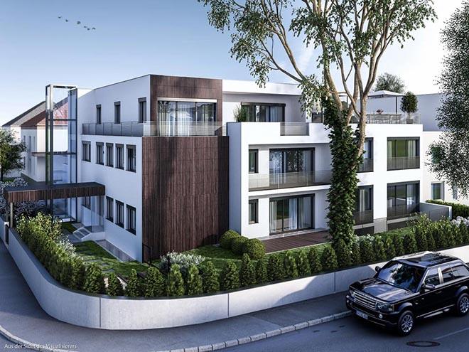 Luxus-Wohnungen für Harlaching! Fotocredit: neubaukompass.de