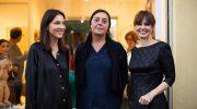 Galeriejubiläum mit AusstellungsOpening 'Masters of fashion - Aurore de la Morinerie'