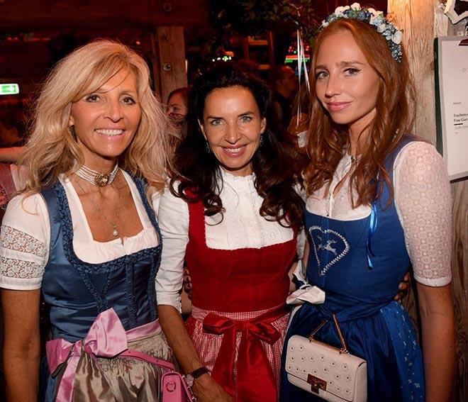 Frauenpower auf dem Oktoberfest