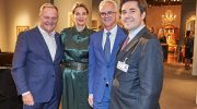 Gipfeltreffen der Kunstszene: 10 Jahre Kunstmesse Highlights