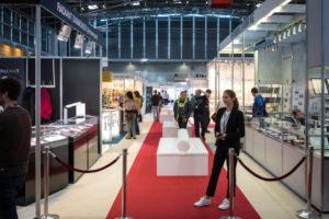 MunichShow - Mineralientage München @ Messe München, Eingang Ost