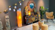 Living Unique - Naturschätze als Designobjekte zwischen tollen Möbelstücken