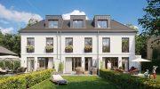 Wohnen in Allach: Drei neue Reihenhäuser in Münchens beliebten Industriestandort