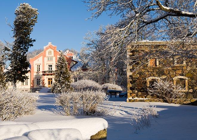 Gutshof Padäste ist das einzige 5-Sterne-Hotel Estlands außerhalb Tallinns. Fotocredit: